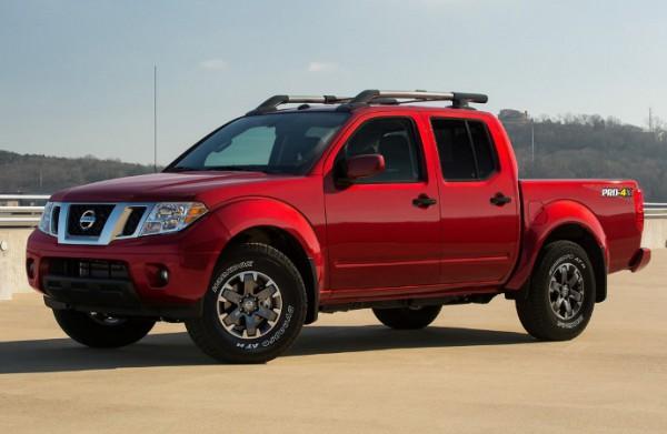 Nissan Frontier 2020 модельного года