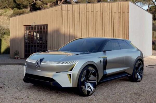 Renault, новый электрокар