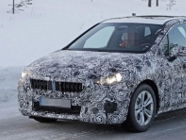 BMW 2 Series Active Tourer, тесты