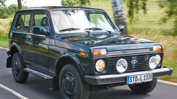 Lada 4×4 Шумахера