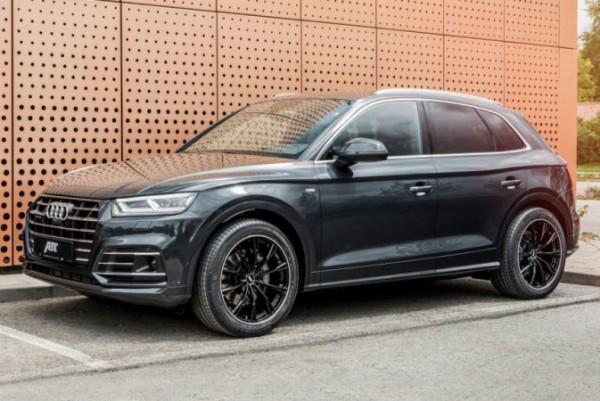 Audi Q5, тюнинг