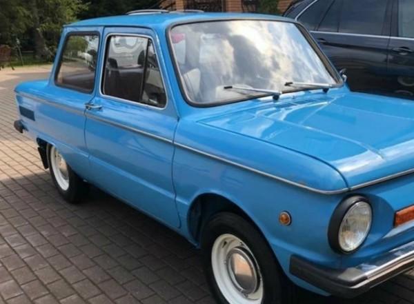 ЗАЗ-968М, 1986 года