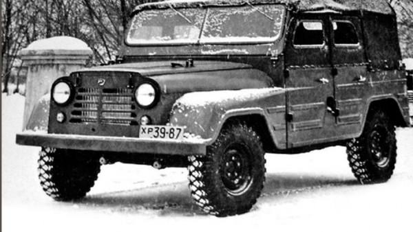 УАЗ-470