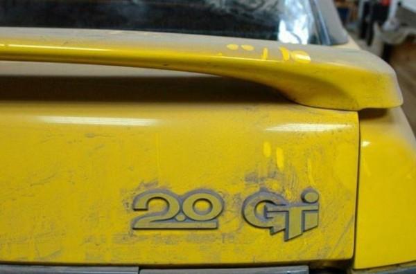 ВАЗ-21106, Желтая акула
