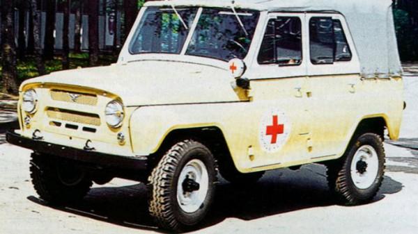 УАЗ-469, спецверсия
