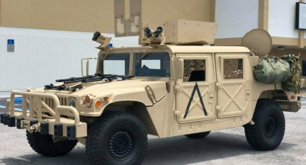 Humvee, 2002 гв