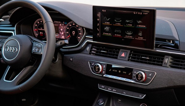 Audi, мультимедиа