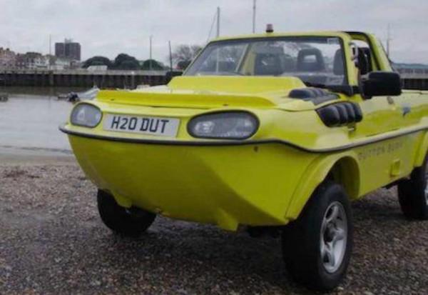 Suzuki Jimny, внедорожник, амфибия