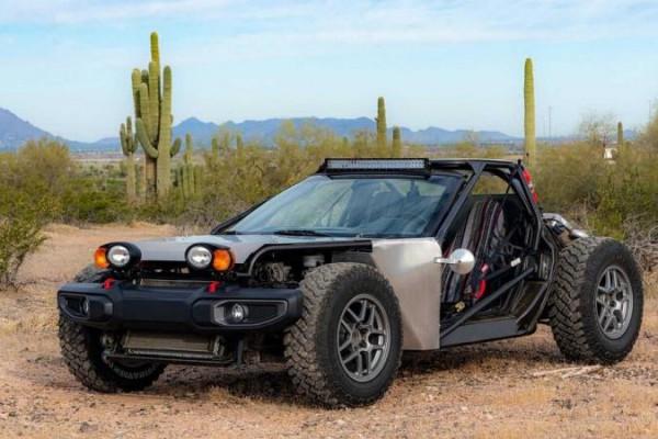 Chevrolet Corvette, багги для бездорожья
