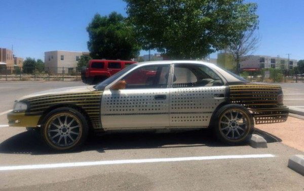 Toyota Camry, ажурный