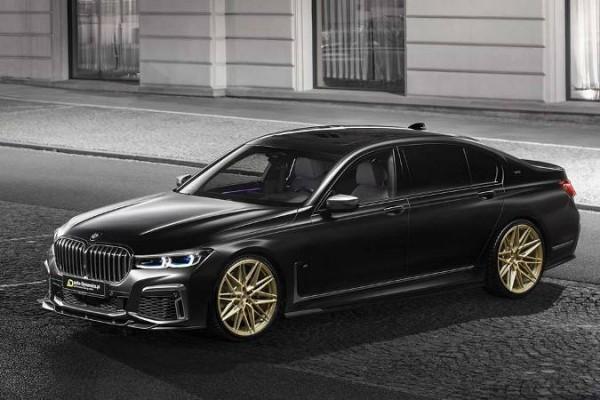 BMW M760Li xDrive, тюнинг