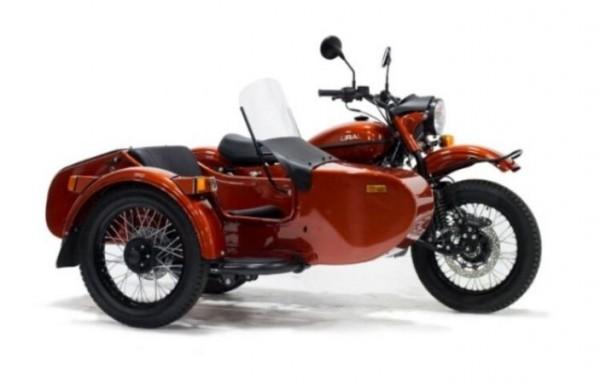 Урал, мотоцикл, современная версия