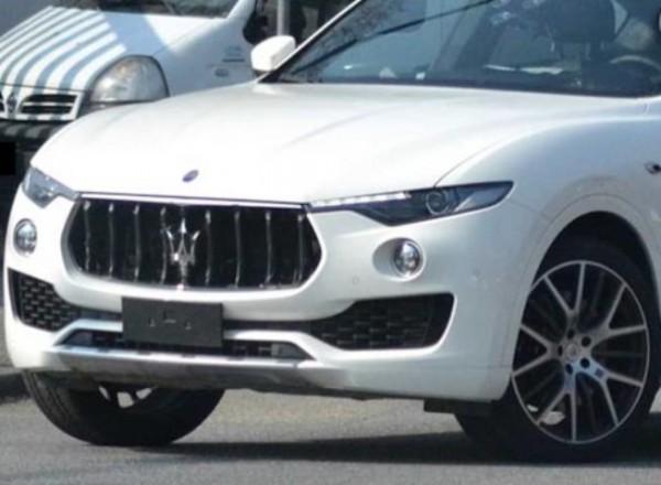 Maserati Levante, обновленный