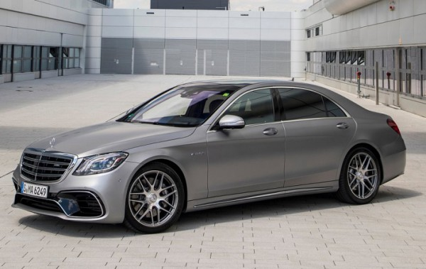 Mercedes-AMG S63, новый