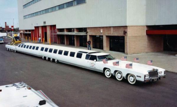 American Dream, лимузин, самый длинный