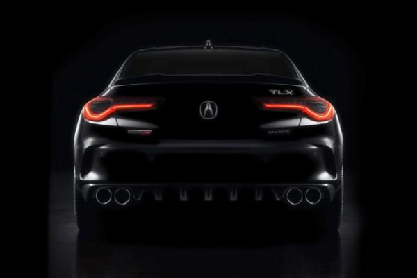 Acura TLX, седан, новый