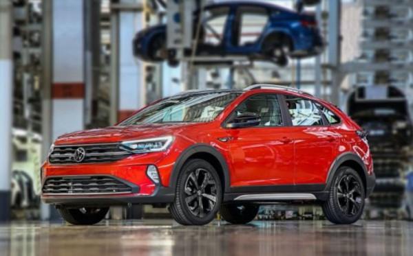 Volkswagen Nivus, производство