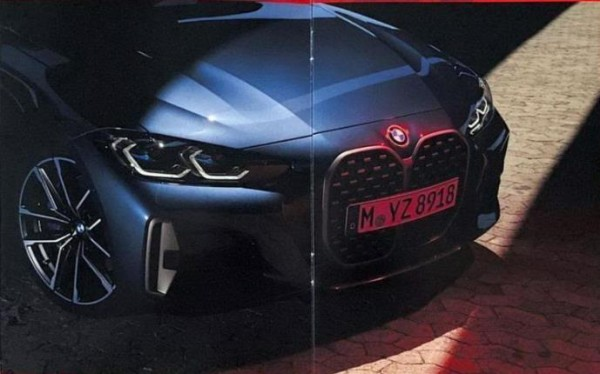 BMW 4-Series, новое купе