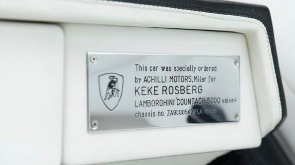 Lamborghini Countach, чемпион Ф-1