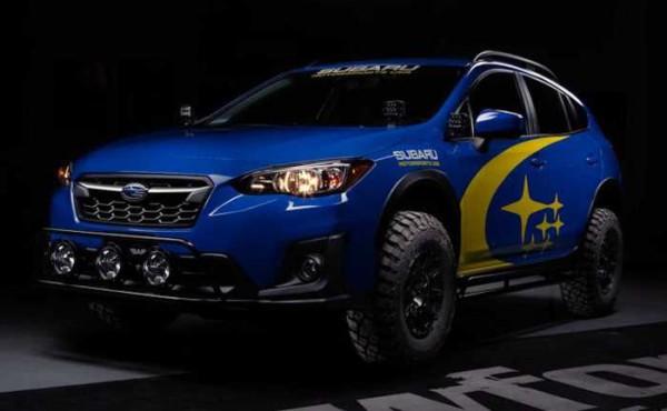 Subaru, тюнинг, раллийный автомобиль