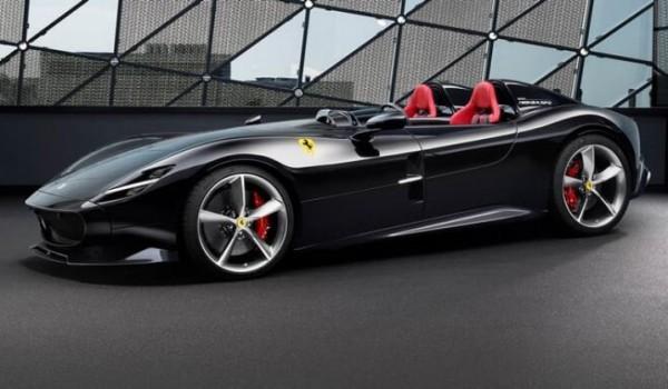 Ferrari SP2, спорткар