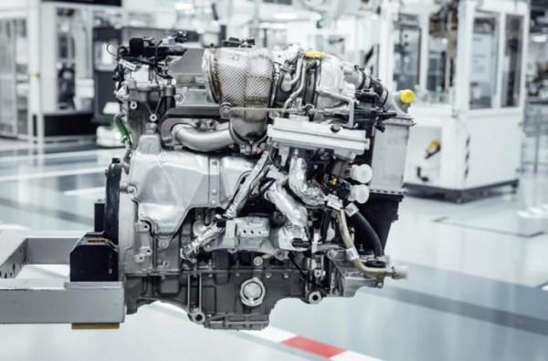 Mercedes-AMG, электротурбины