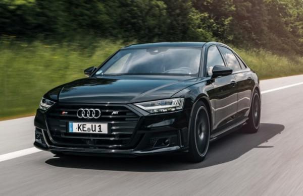 Audi S8 от ABT