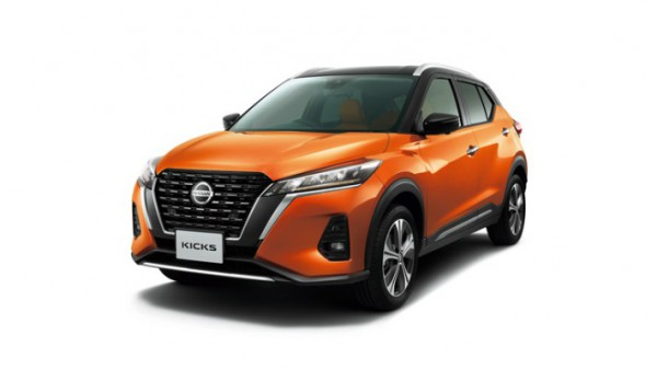 Nissan Kicks, новый, для Японии