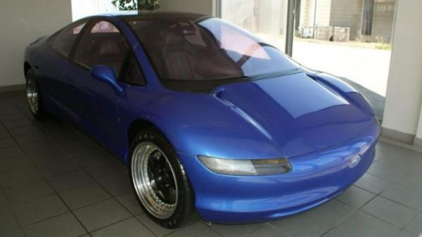 Ford Via Concept