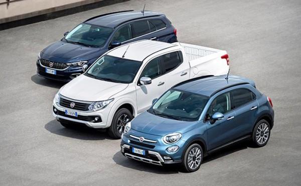 Fiat, гибридные модели