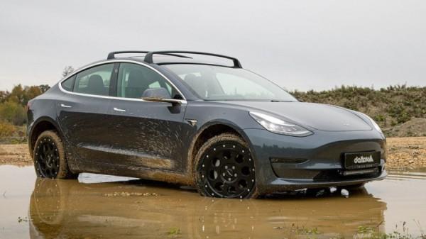 Tesla Model 3 от Delta 4x4