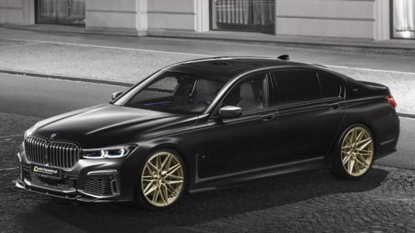 BMW M760Li, седан