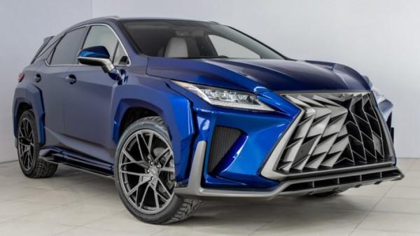 Lexus RX, пакет Goemon