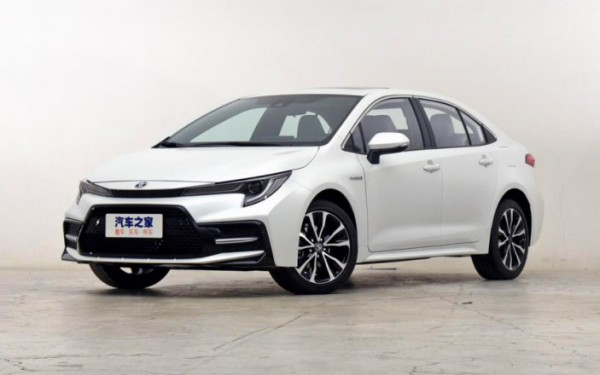 Toyota Levin Sport