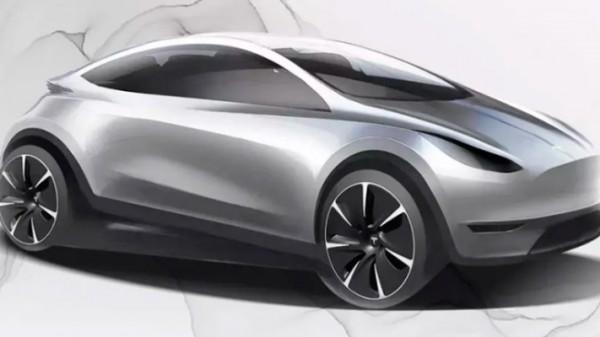 Tesla, дизайн