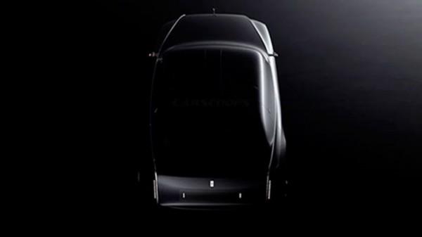 Rolls-Royce, тизер, загадочный