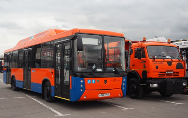 КамАЗ автобус