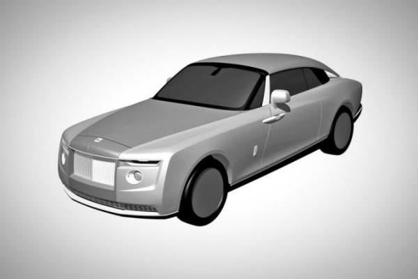 Rolls-Royce, патентное изображение