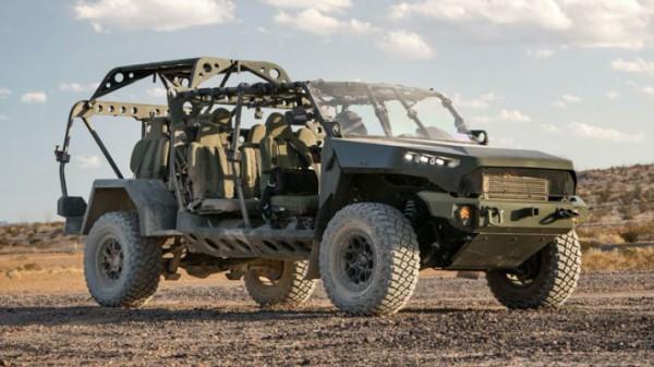 Hummer, пикап армейский