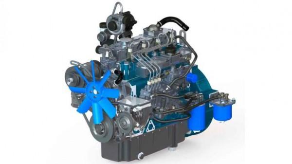 дизельный мотор для УАЗов и ГАЗелей