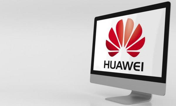 Huawei, монитор
