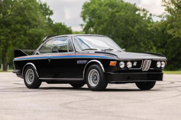 BMW 3.0 CSL, 48-летний спорткар