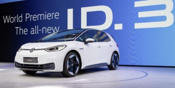 Bridgestone, шины для Volkswagen ID.3