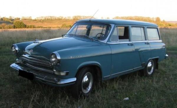 Волга, ГАЗ-22 1967 г