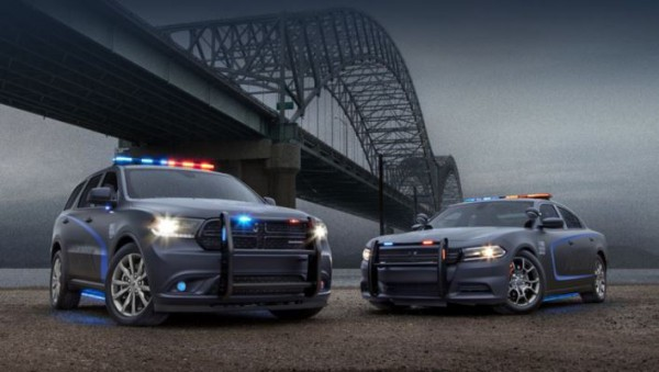 Dodge Durango и Charger Pursuit