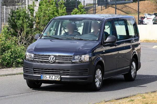 Volkswagen Transporter T7