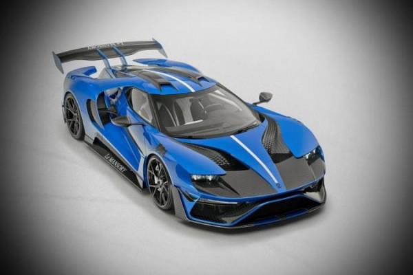 Ford GT, суперкар, тюнинг