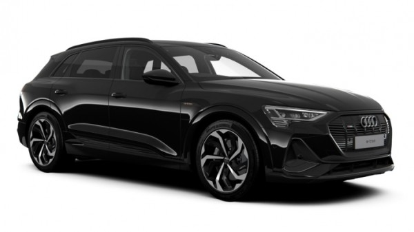 Audi E-Tron Black Edition