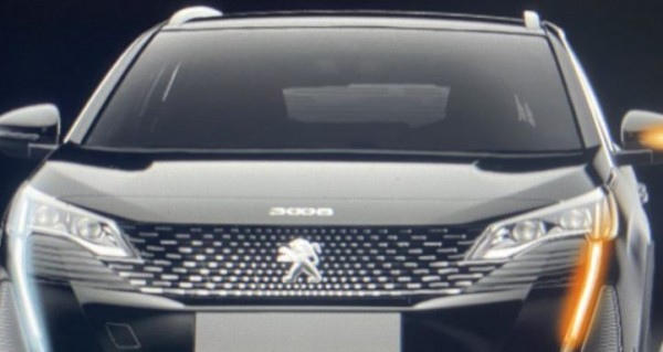 Peugeot 3008, обновленный