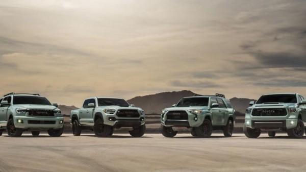 Тoyota, обновленные Land Cruiser, 4Runner и Tundra